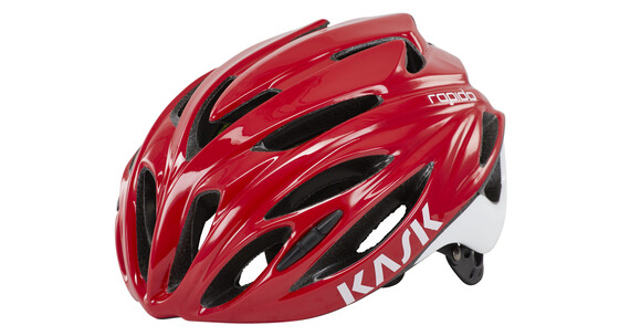 Kask Rapido helm rood